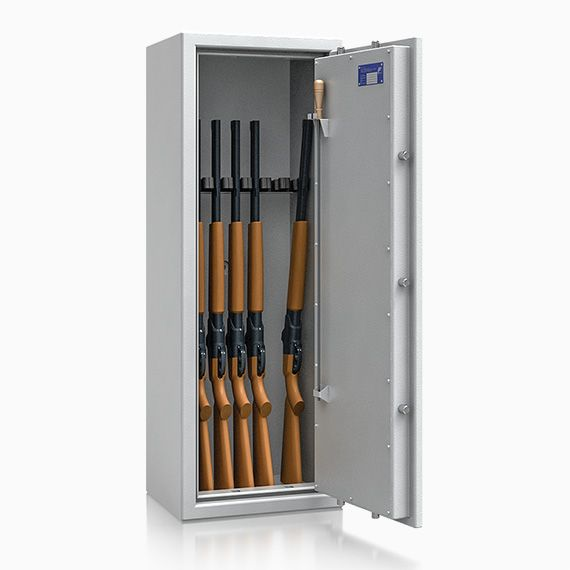 Waffentresor St. Gallen ECB*S Kl. 1 n. EN 1143-1 / 7 Waffenhalter