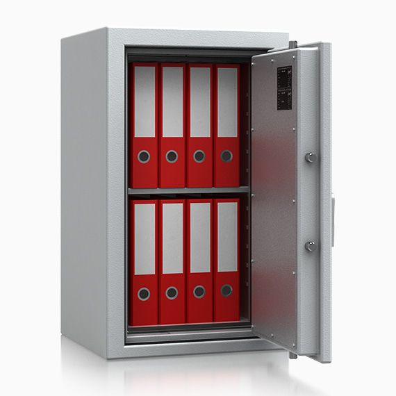 Aktenschrank Dokumententresor Stufe A mit Feuerschutz LFS 30P