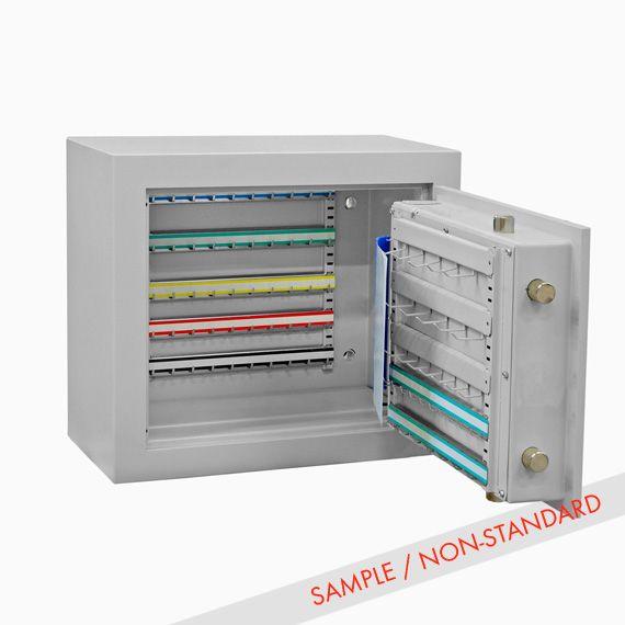 15200 Darmstadt Schlüsseltresor 150 Haken Kl. N/0 n. EN 1143-1