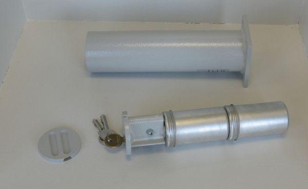 31001 Unna Rohrtresor für den Wand und Bodeneinbau