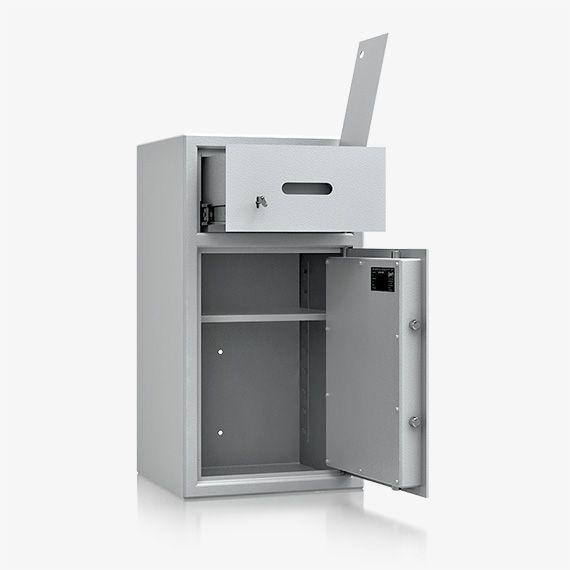 Deposittresor Einwurftresor Minden Sicherheitstufe S 1 u. bauartähnlich Stufe A