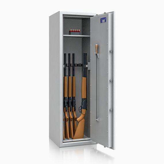 Waffentresor St. Gallen ECB*S Kl. 1 n. EN 1143-1 / 9 Waffenhalter