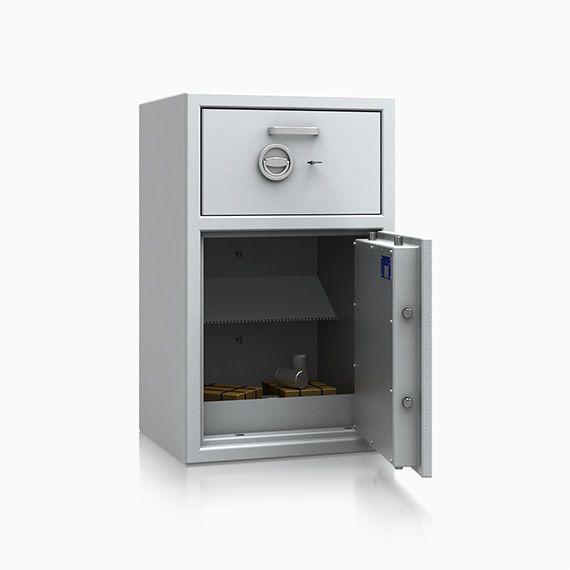 Deposittresor Einwurftresor St. Gallen Sicherheitstufe D-I nach Euro-Norm EN 1143-2