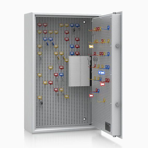 13102 Leipzig Schlüsseltresor bis 200 Haken Sicherheitsstufe A + S1
