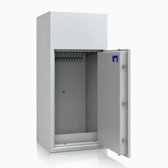 Deposittresor Einwurftresor St. Gallen OV Sicherheitstufe D-I nach Euro-Norm EN 1143-2