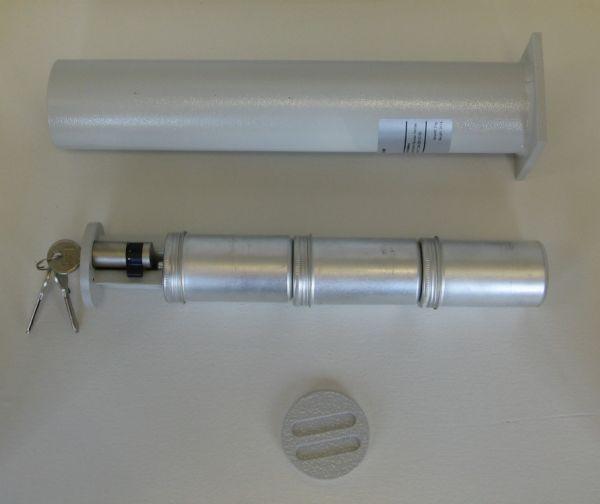 31002 Unna Rohrtresor für den Wand und Bodeneinbau