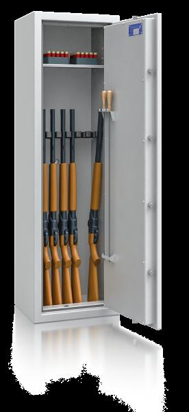 Waffenschrank Waffentresor Kl. N/0 n. EN 1143-1 / 7 Waffenhalter