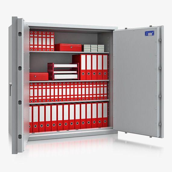 41313 Bern ECB*S Kl. 2 n. EN 1143-1 / Wertschutzschrank (2 Türig)