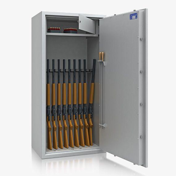 Waffentresor St. Gallen ECB*S Kl. 1 n. EN 1143-1 / 12 Waffenhalter